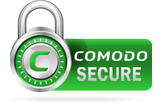 Comodo SSL secure website
